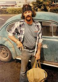 hippy surfer