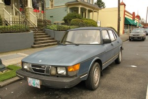1983 Saab 900 Turbo