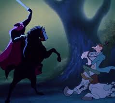 """""""Ichabod! Ichabod!"""""""